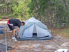 Fraser Island Camping Grounds