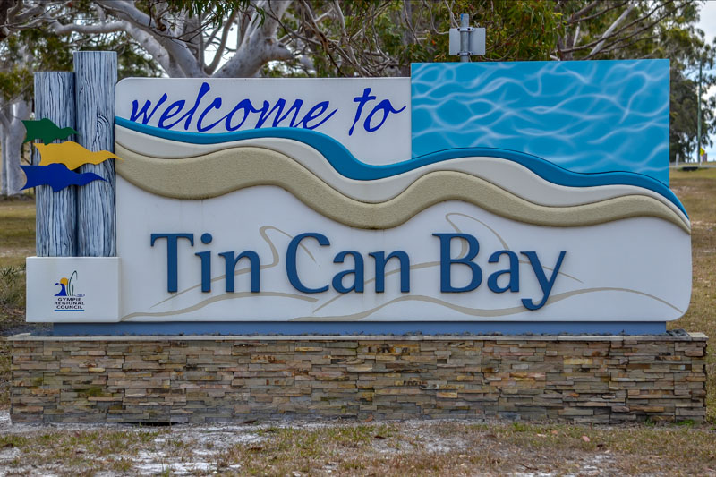 Tin Can Bay Queensland