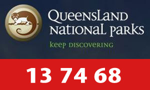 Queensland National Parks Phone Number