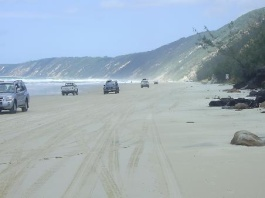 Rainbow Beach Camping Grounds