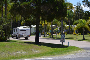Rainbow Beach Caravan Park Qld