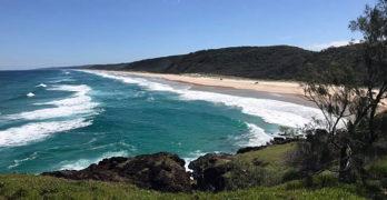 World Heritage Listed Fraser Island