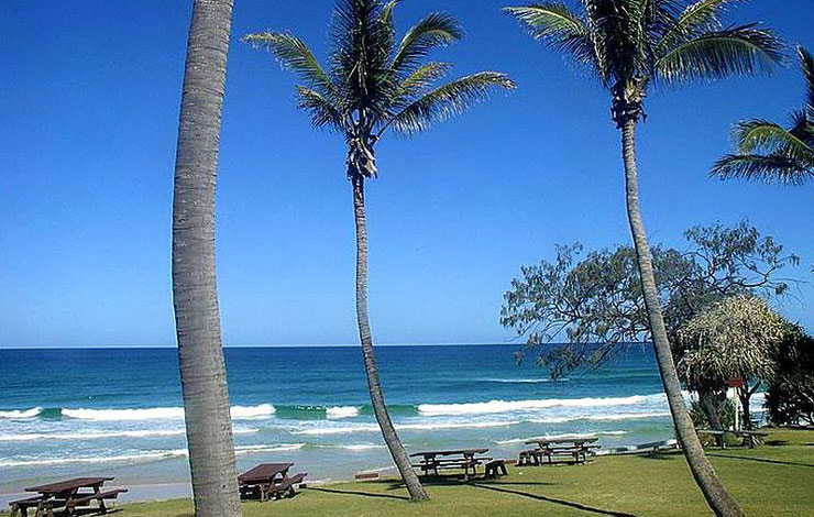 Lake McKenzie Queensland Australia