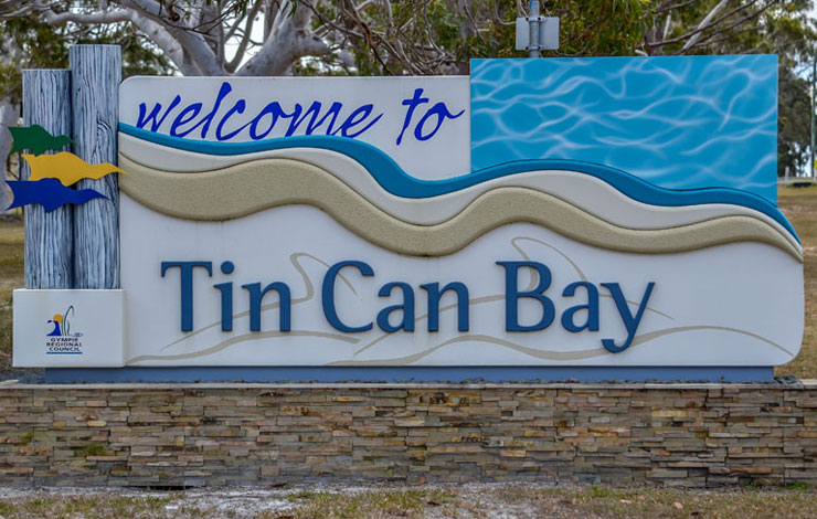 Tin Can Bay Tourism Queensland